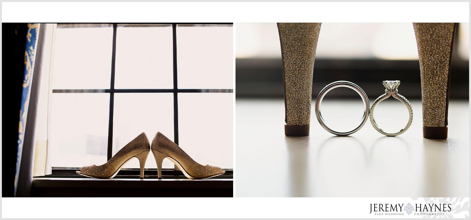 wedding-shoes-rings-columbia-club-monument-circle