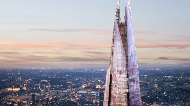 @The View of The Shard