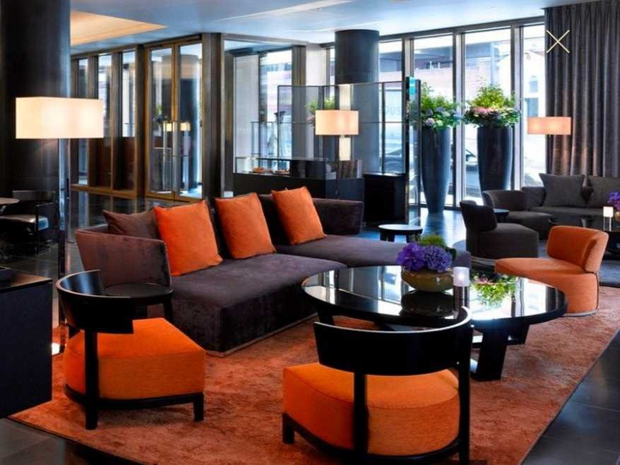 1. Bulgari Hotel & Residences London: $865 per noite
