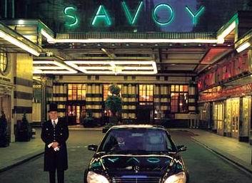 @Savoy Hotel