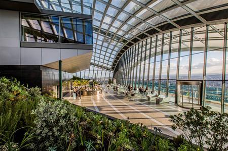 @Sky Gardens View