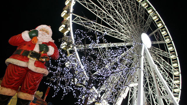 Winter Wonderland, VisitLondon