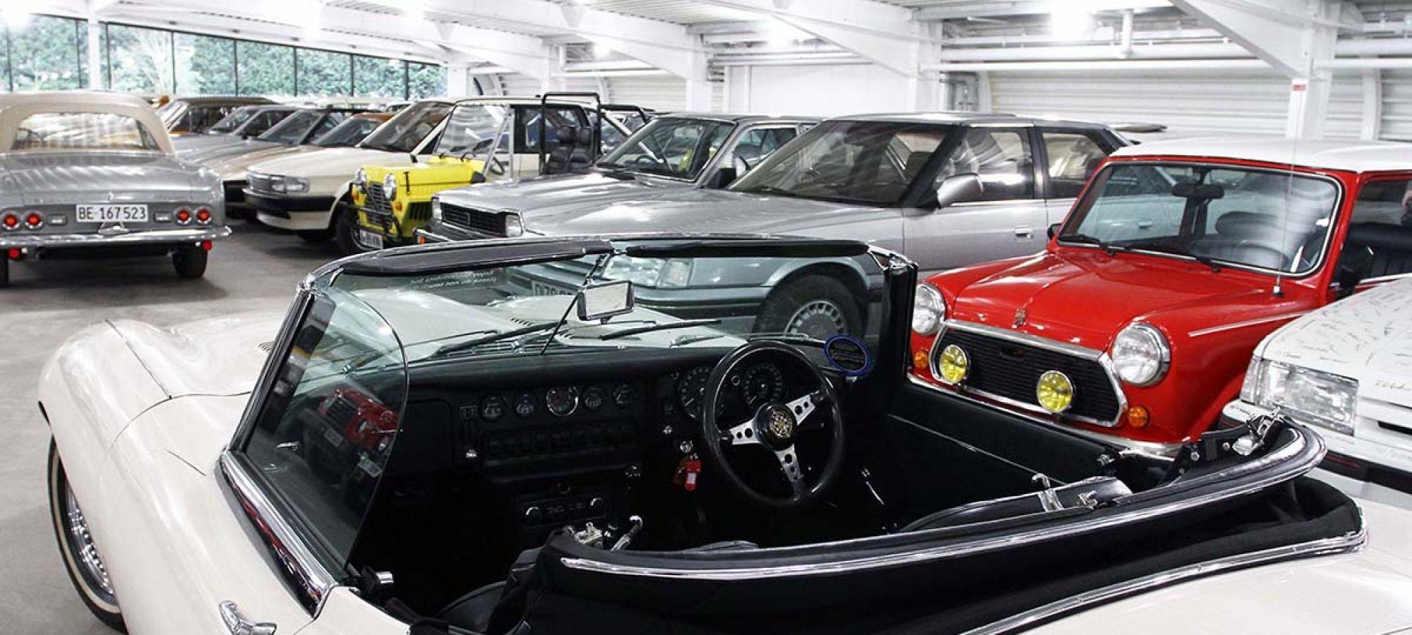 @British Motor Museum