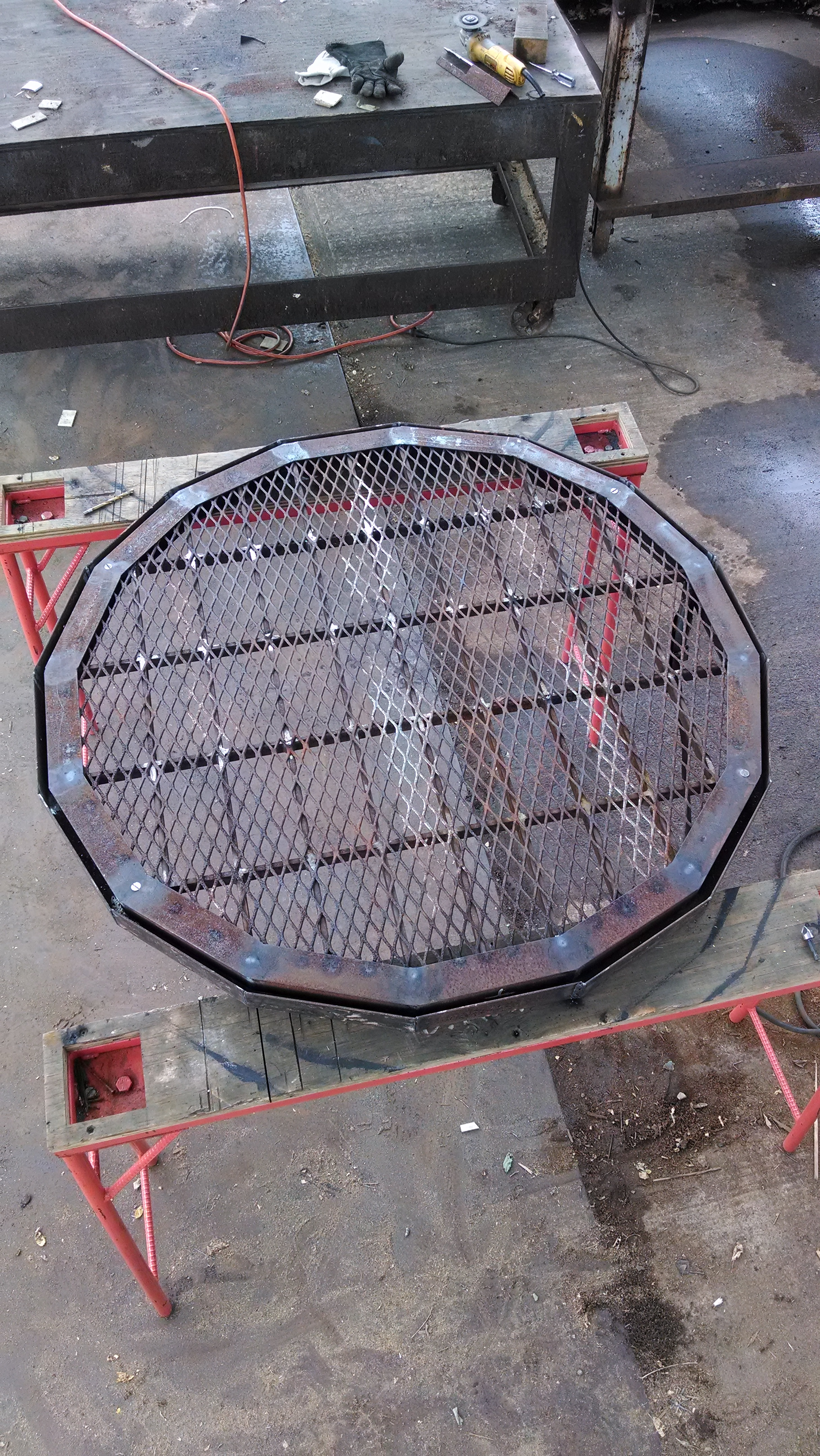 man(or woman) hole cover