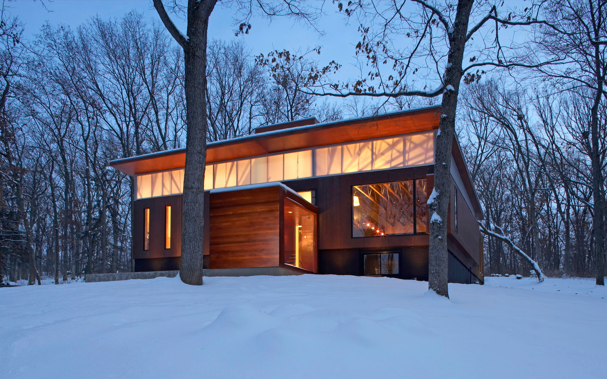 ferrous house