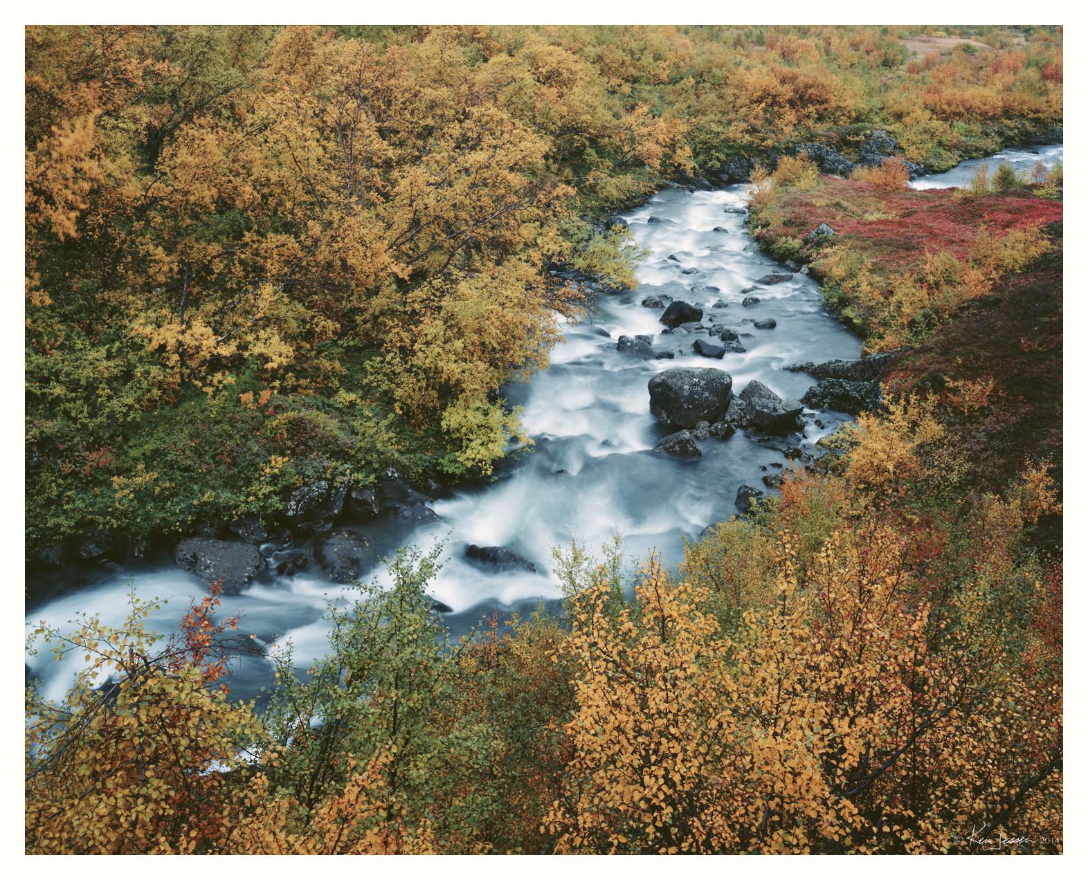Fall Colors along Fardagaa