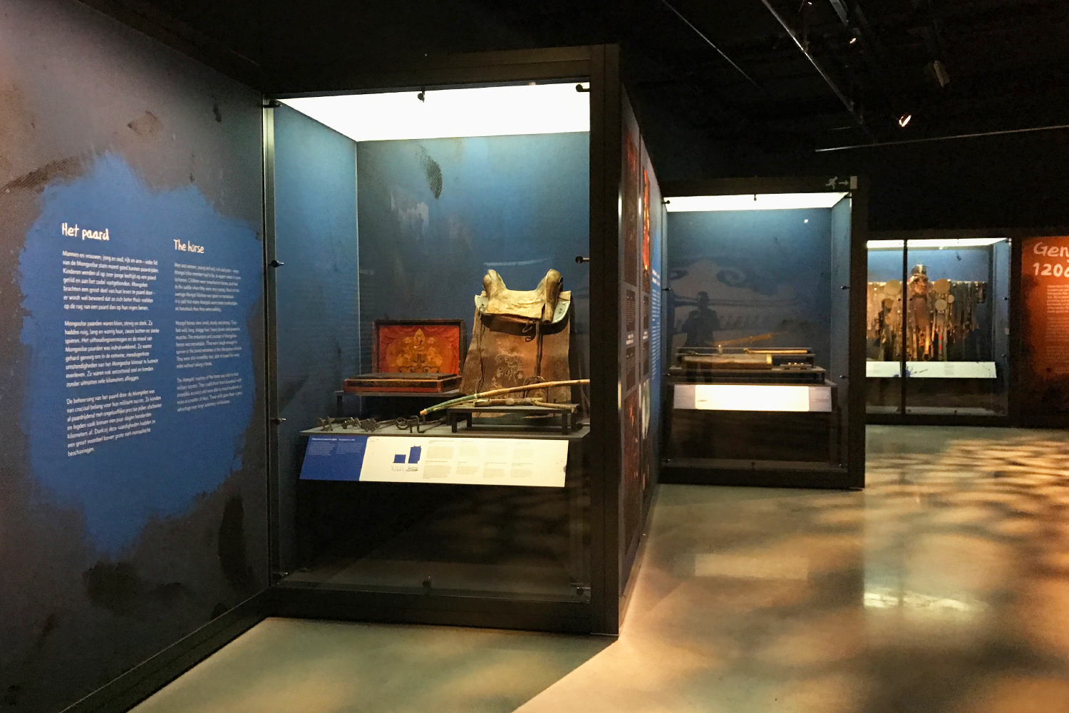 Genghis: Rise of the Mongol Khans, National Military Museum, Soest, Netherlands
