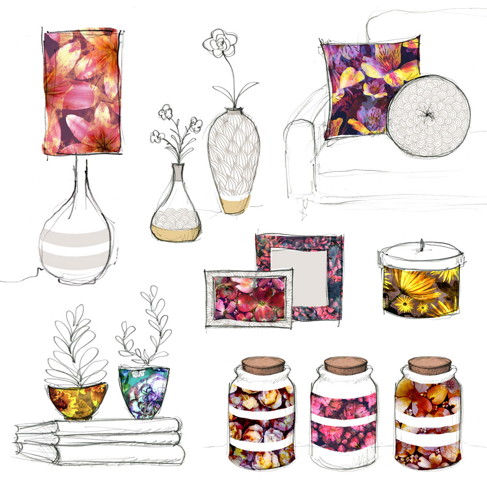 Home decor and gift ware