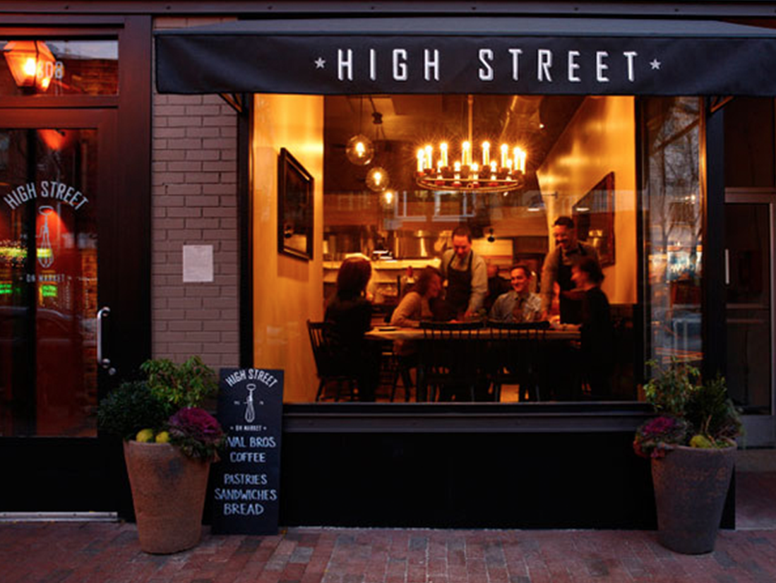 High Street Hospitality Group   <strong></strong>
