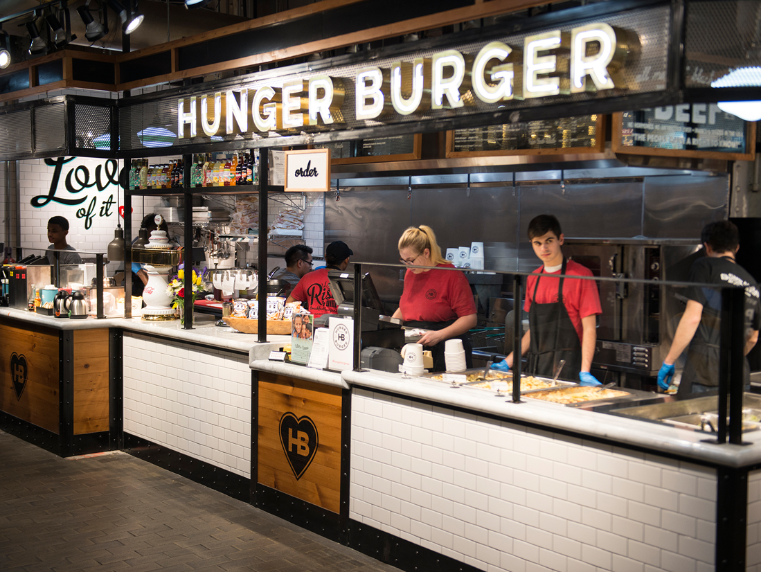 Hunger Burger   <strong></strong>