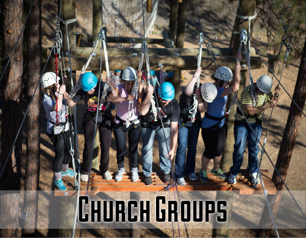 Since church groups gather around a shared theme, the program for church groups is designed to strengthen connection. The Course was also built on the property of Mountain Chapel, a church with a rich history of raising up much of the senior leadership team at Bethel Church in Redding, CA.