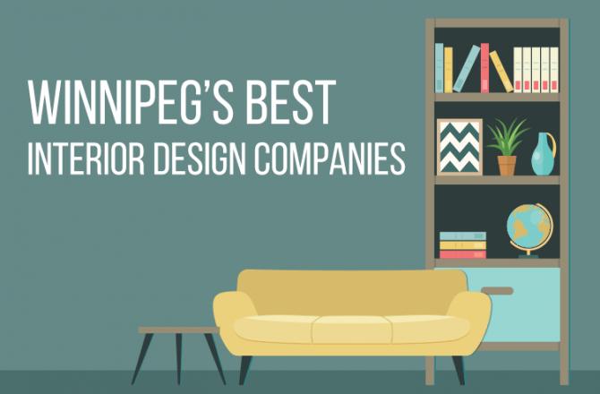 Winnpeg's best interior design firms