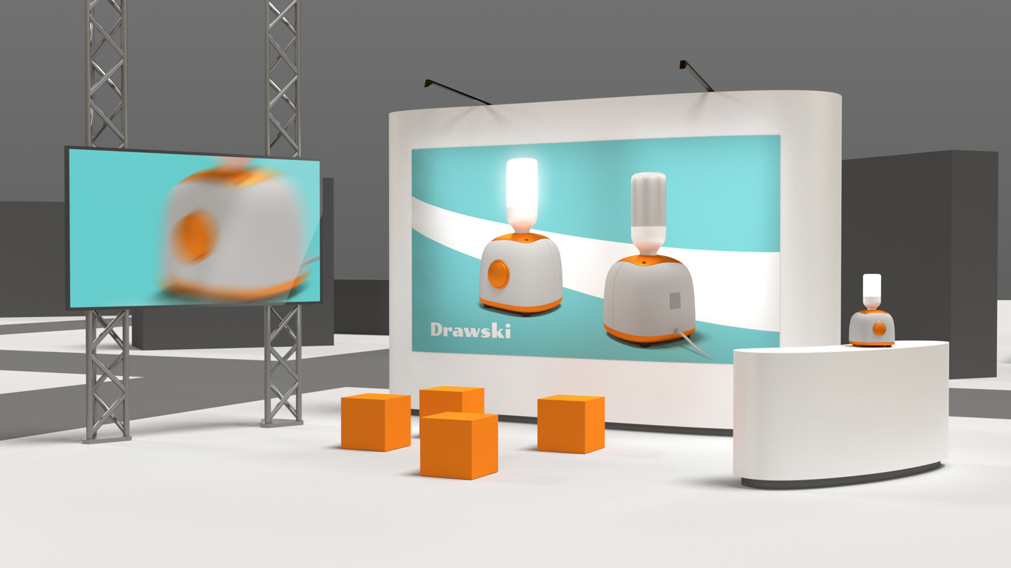 Trade Show Graphics & Animation -