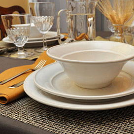 DIdriks has everything for your Thanksgiving table setting
