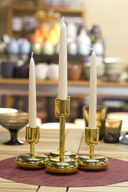 Iittala Nappula Candleholders