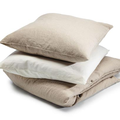 Heritage Organic Linen Pillow Cases
