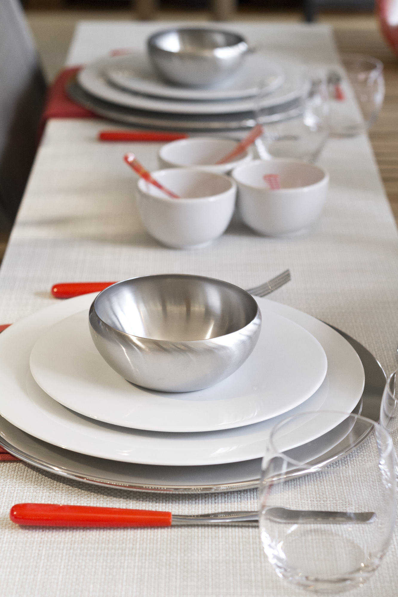 Assorted Alessi Tableware