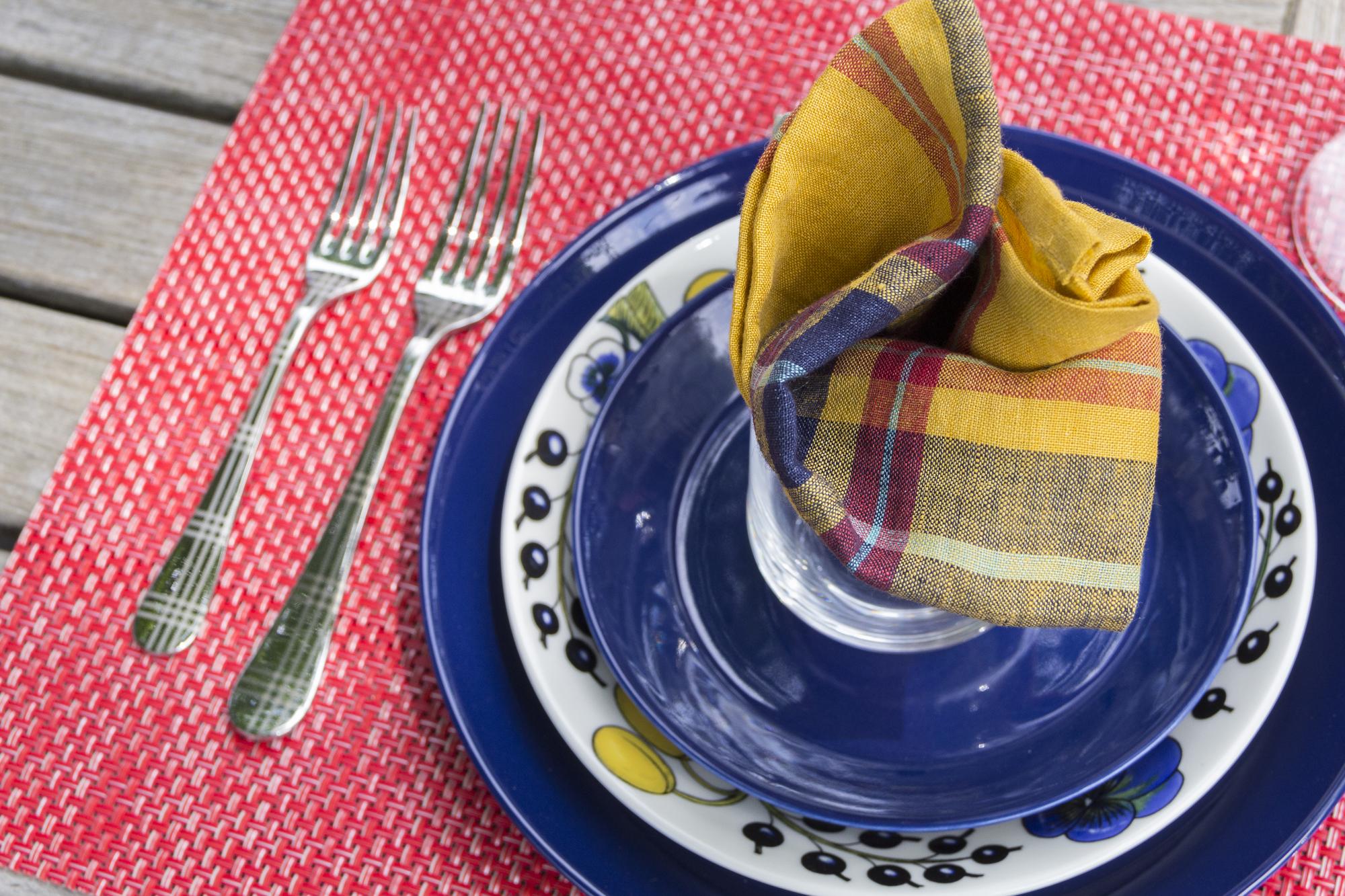 Dining Al Fresco with iittala and Arabia