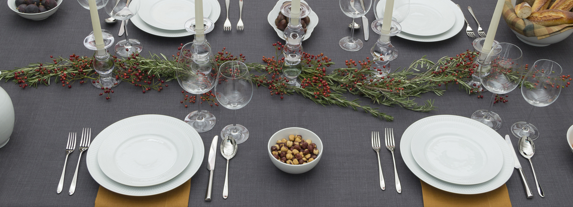 A Table for the Holidays