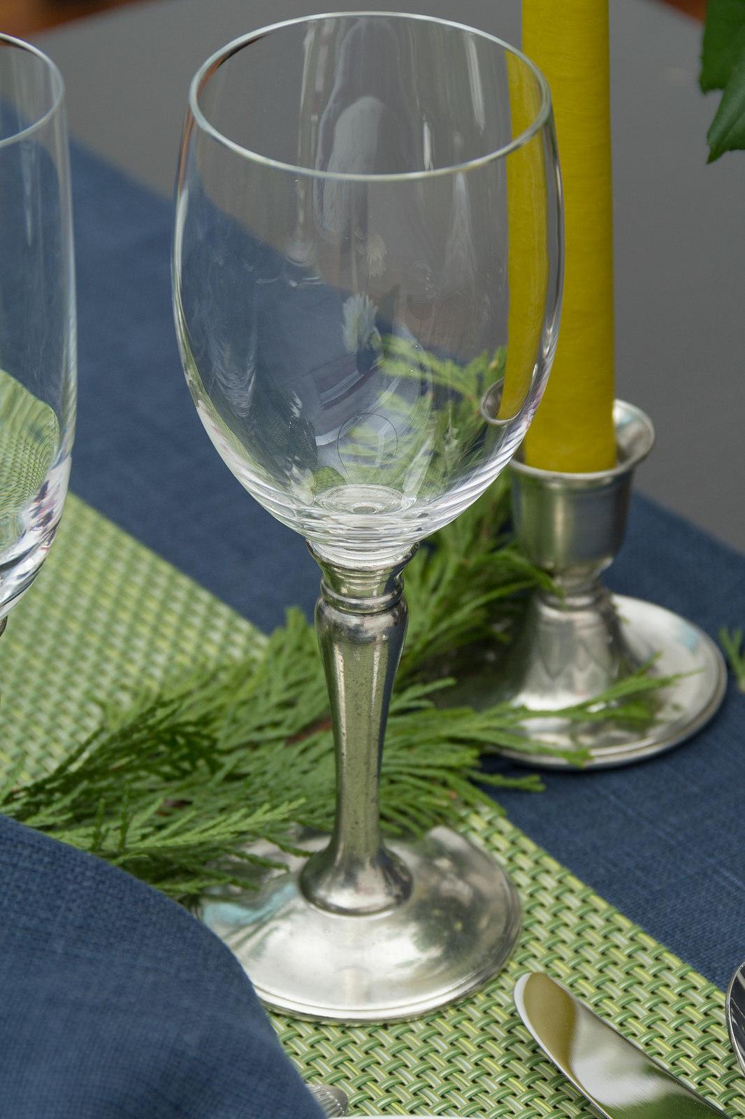 Match Pewter All Purpose Wine Glass