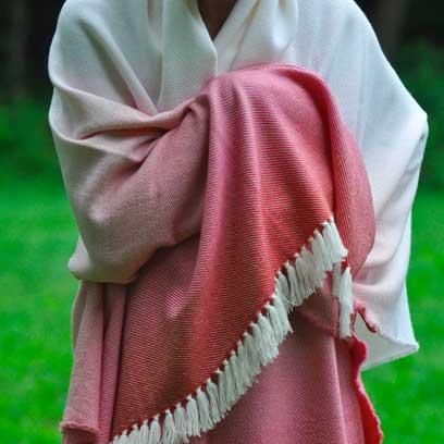 brahms mount ombre wool throw blanket
