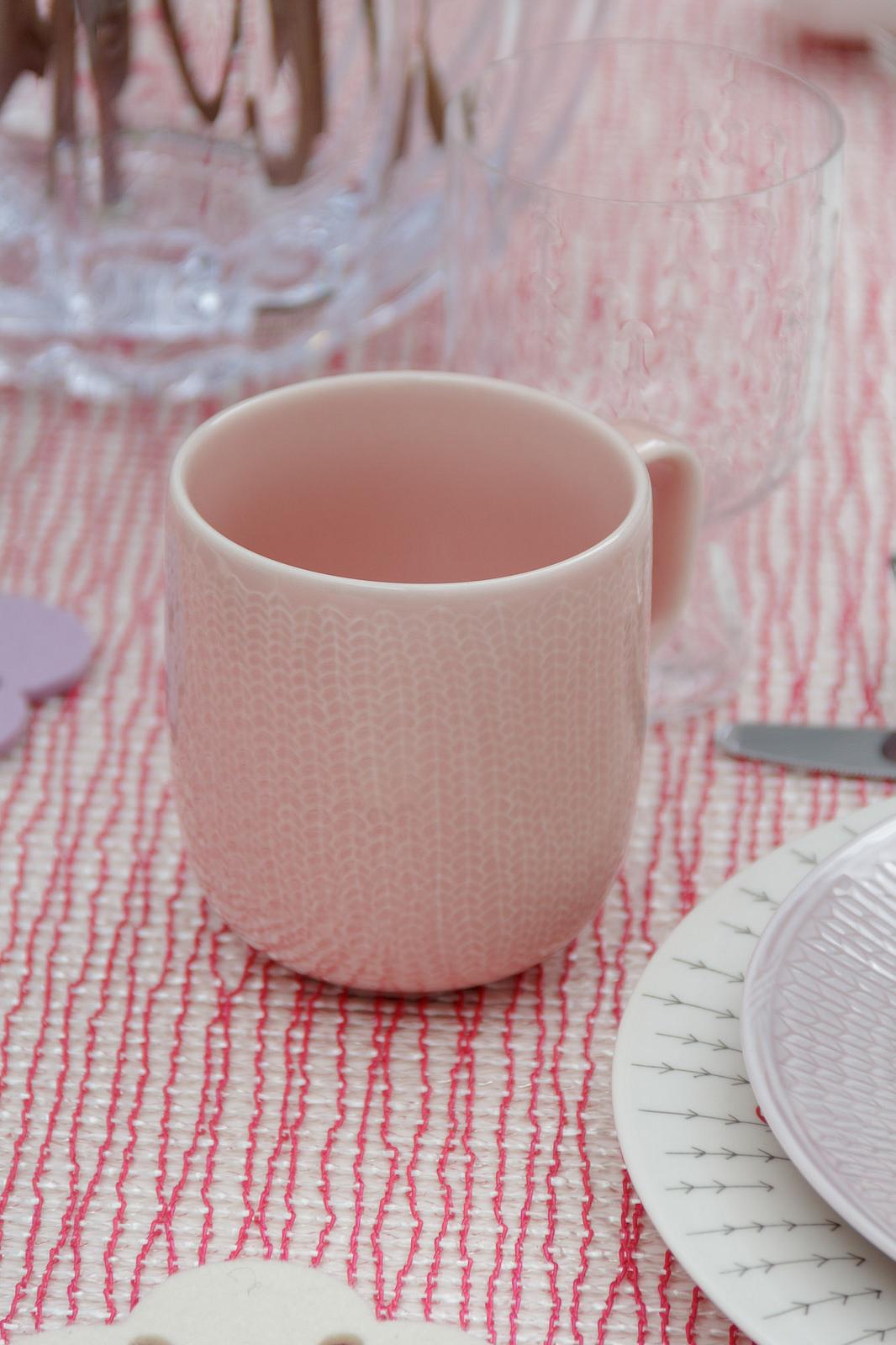 iittala Sarjaton mug and glass
