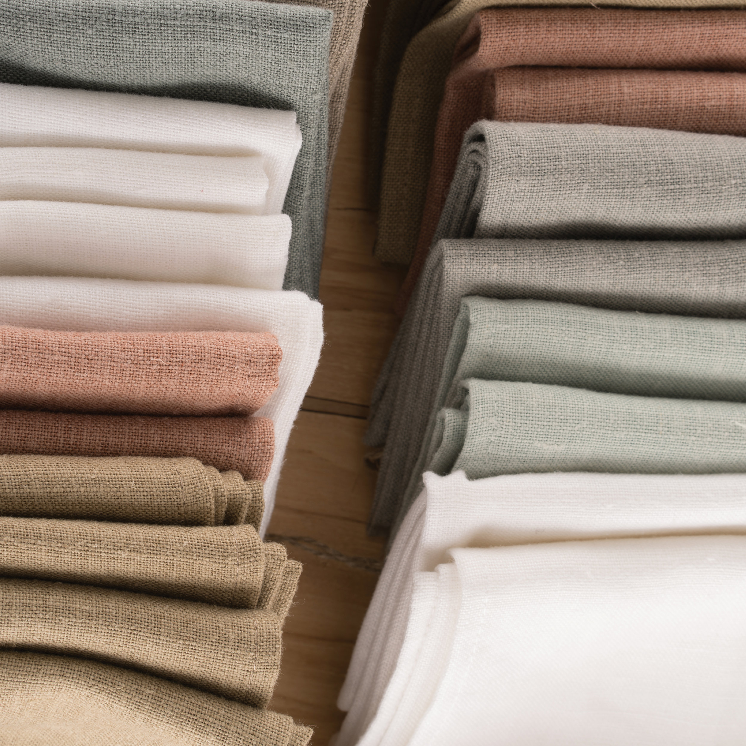 Washed Polylin Napkins