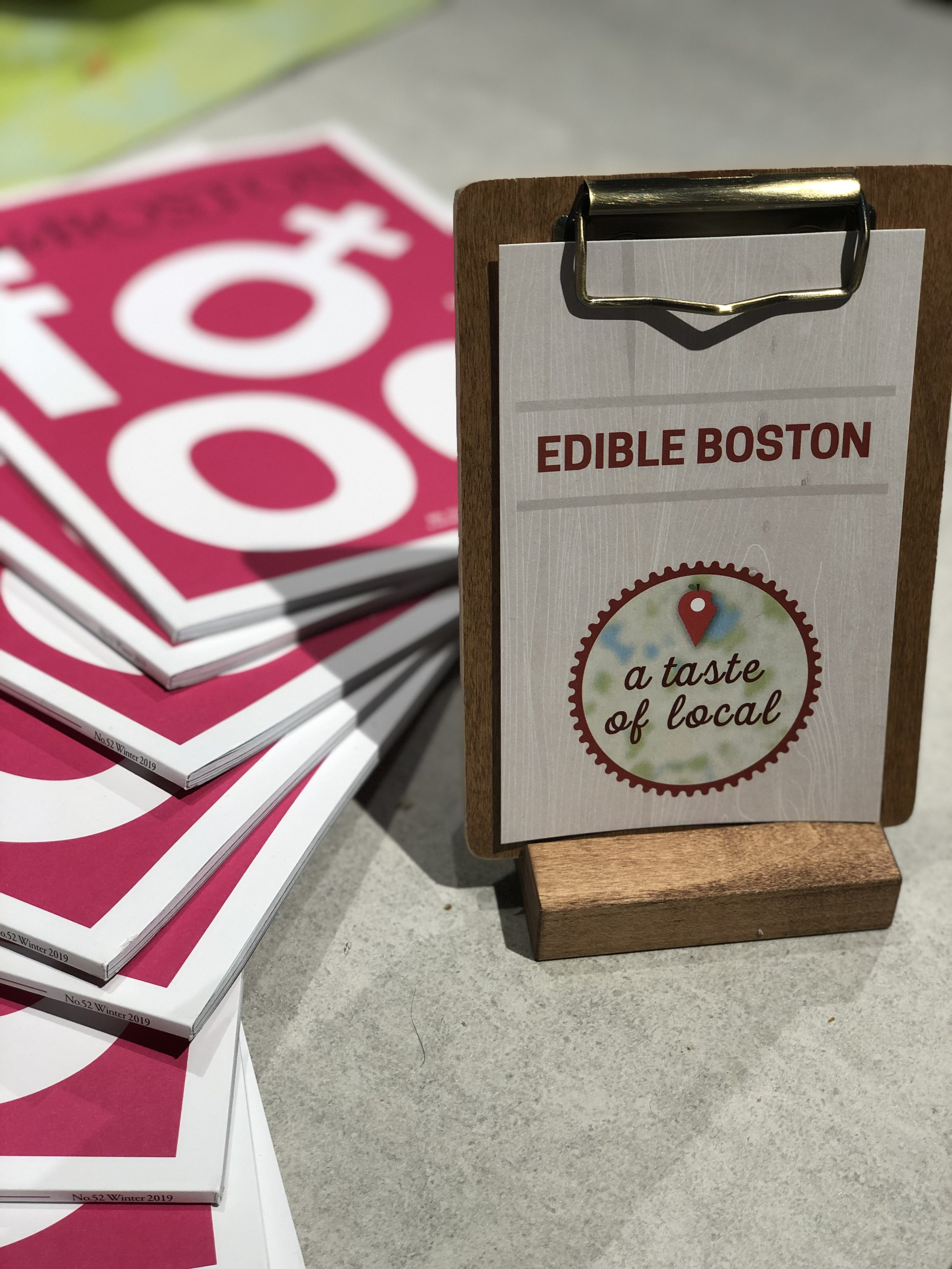 Edible Boston