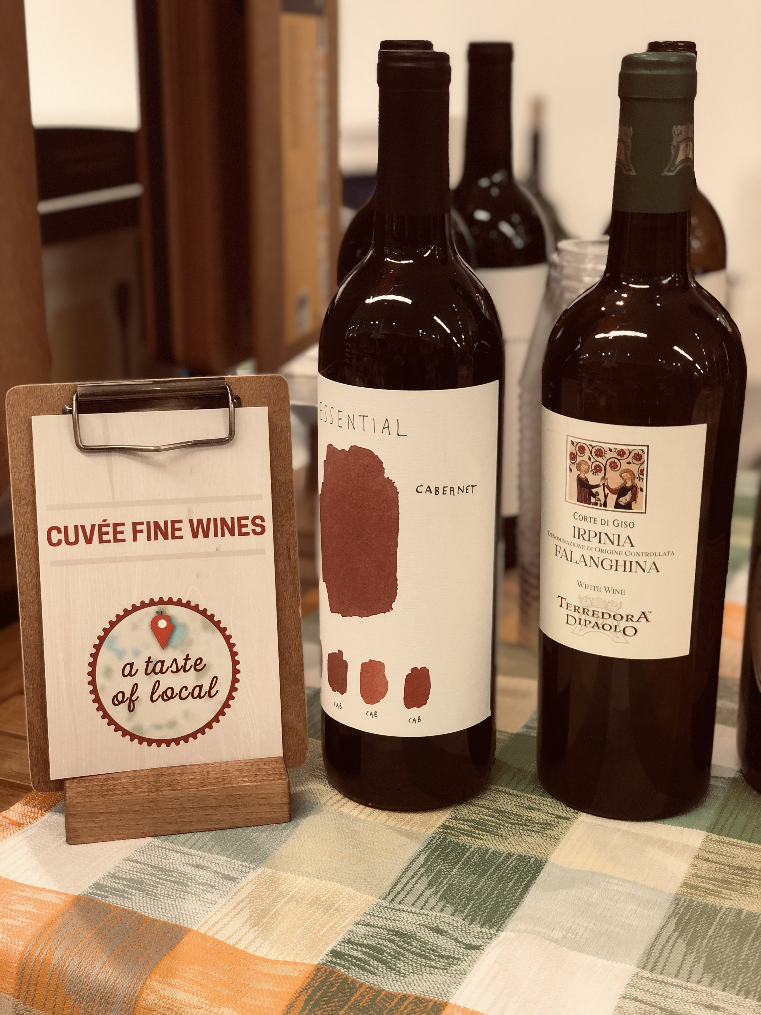 Cuvée Fine Wines