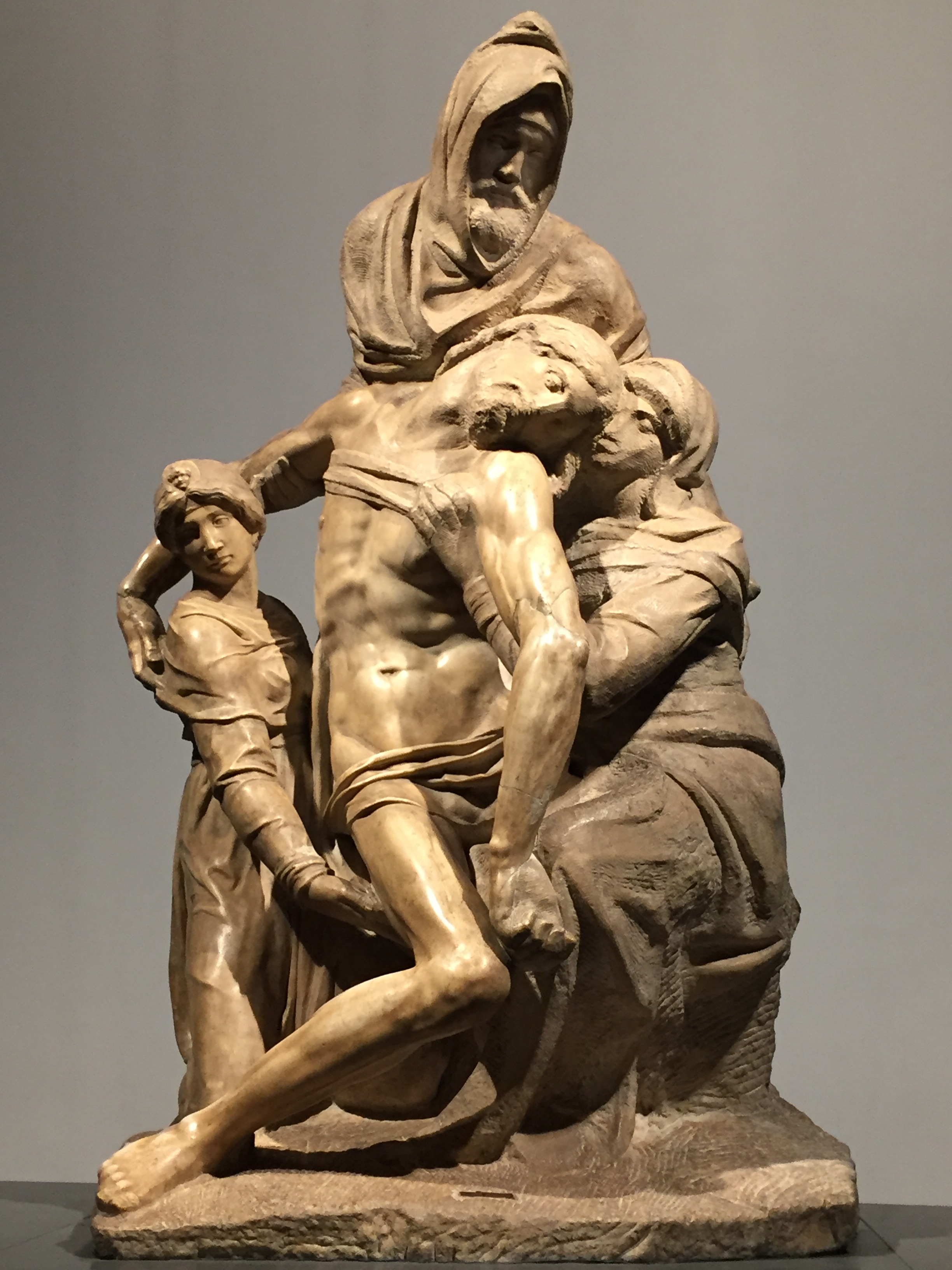 Pietà, Museo del Opera del Duomo