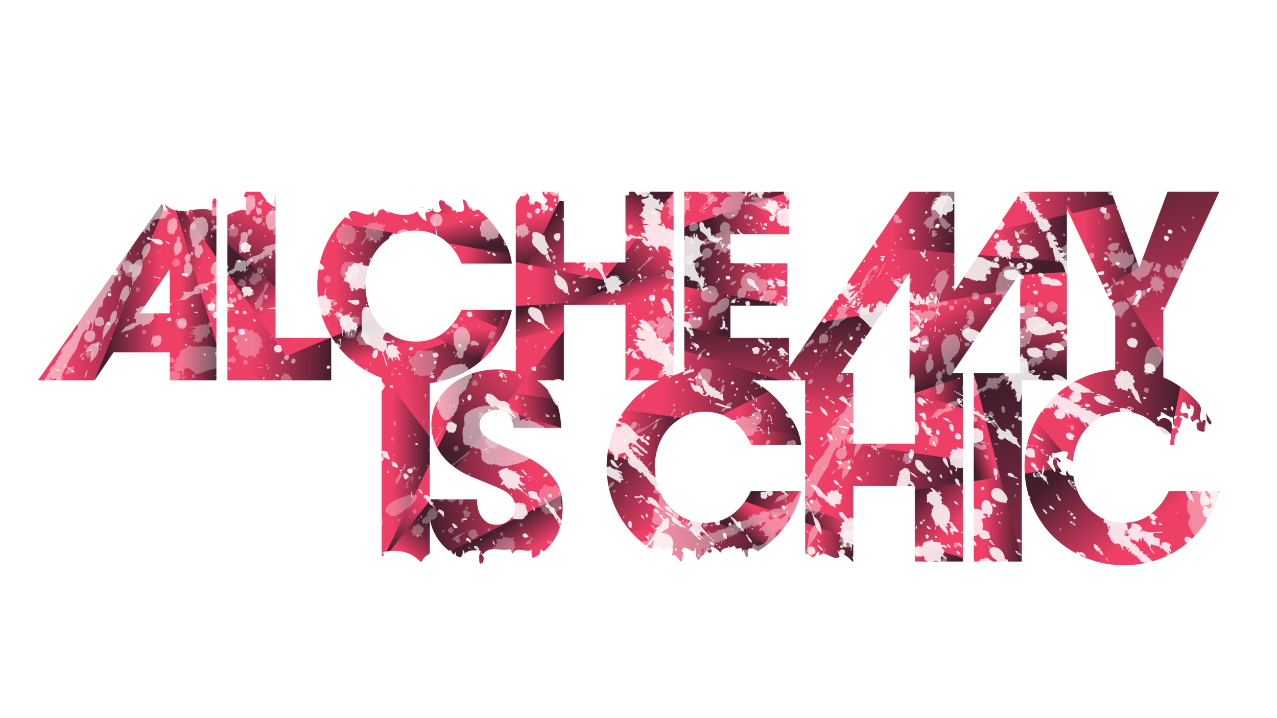 Sterling Sanders, Alchemy is Chic Logo V4