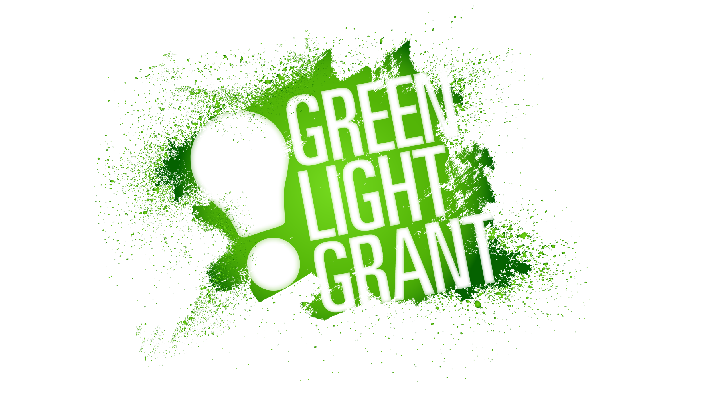 Sterling Sanders, Green Light Grant Logo V1