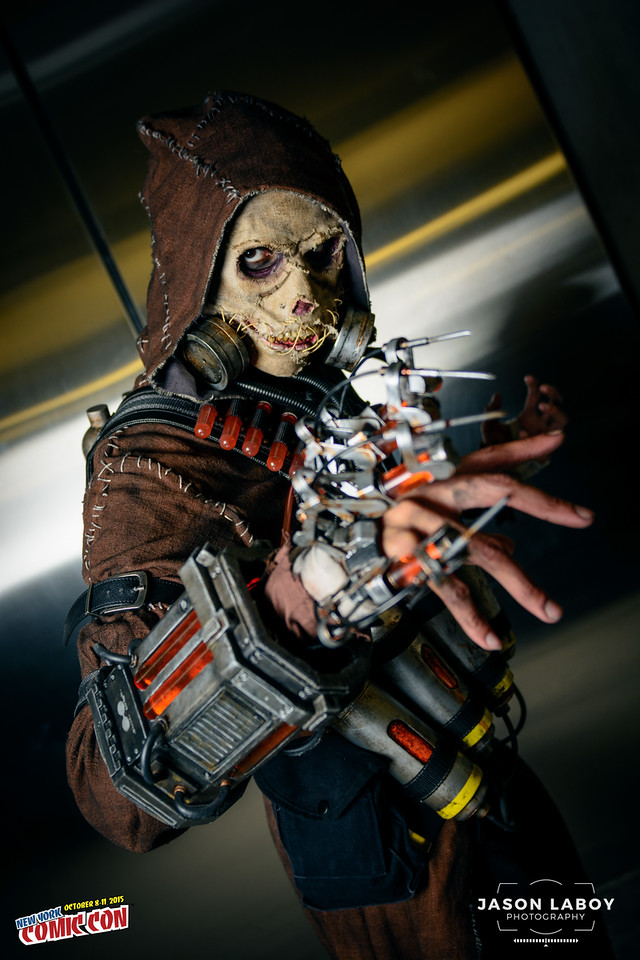 Scarecrow – Arkham Knight