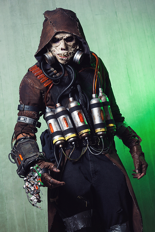 New York Comic Con 2016 - Cosplay - Scarecrow 02.jpg