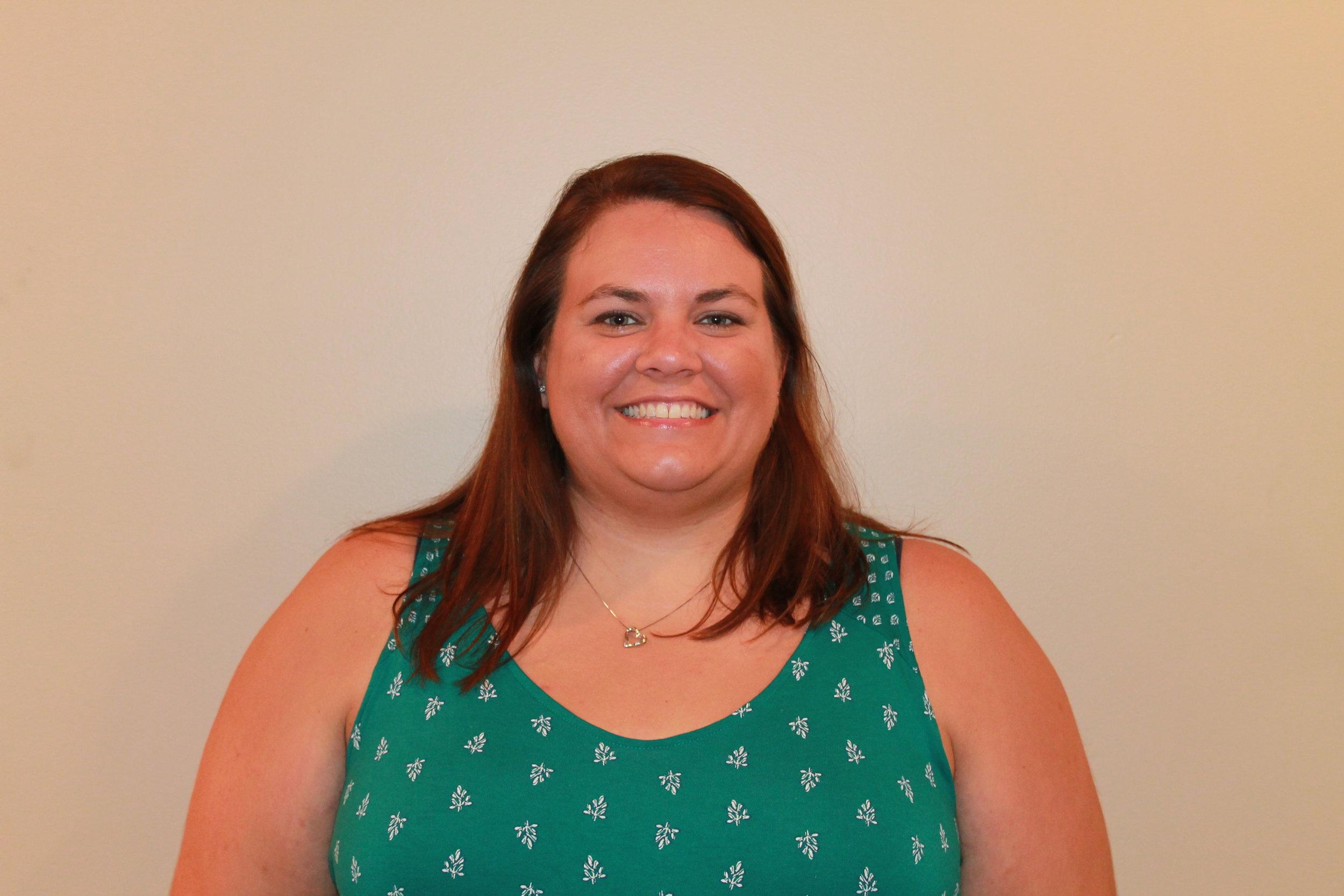 Jessica Ulmer-West VICE CHAIRMAN /Environmental Chairman