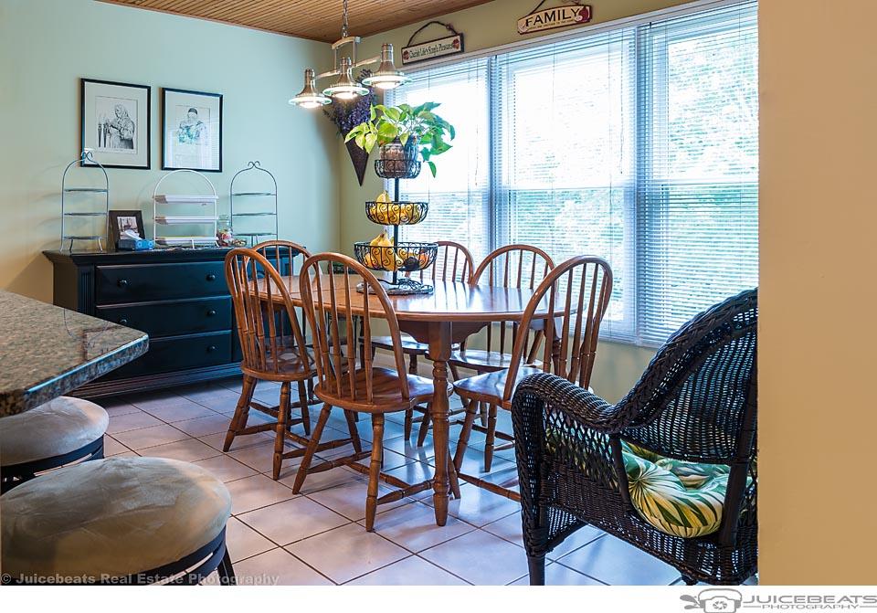 Sun Room Dining Area