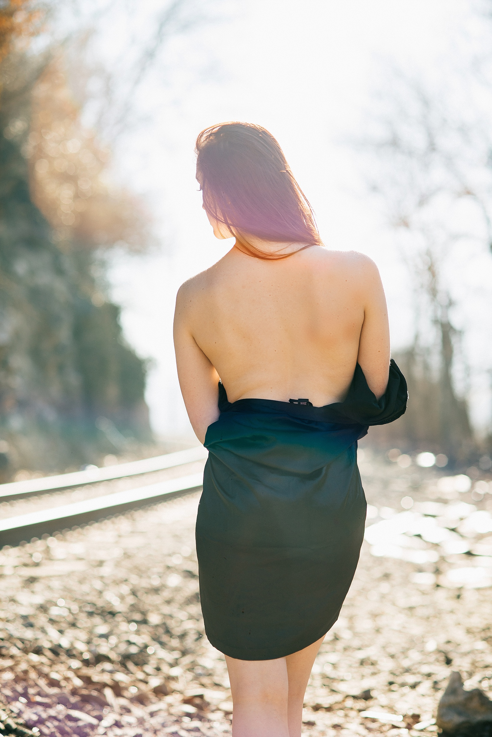 Boudoir by the tracks