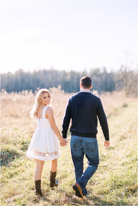 Cades Cove Smoky Mountain Engagement | Robertha & Wes | Smoky Mountain Wedding Photographer