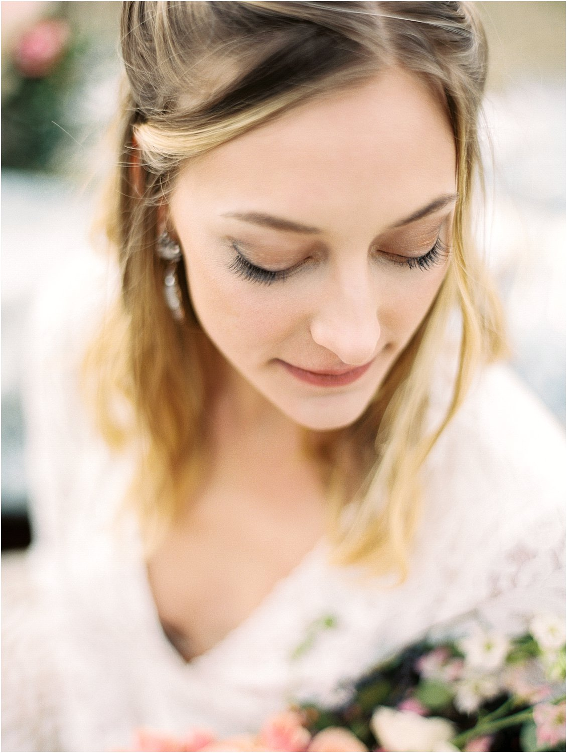 boho-bridal-great smoky mountains | Knoxville Wedding Photographer
