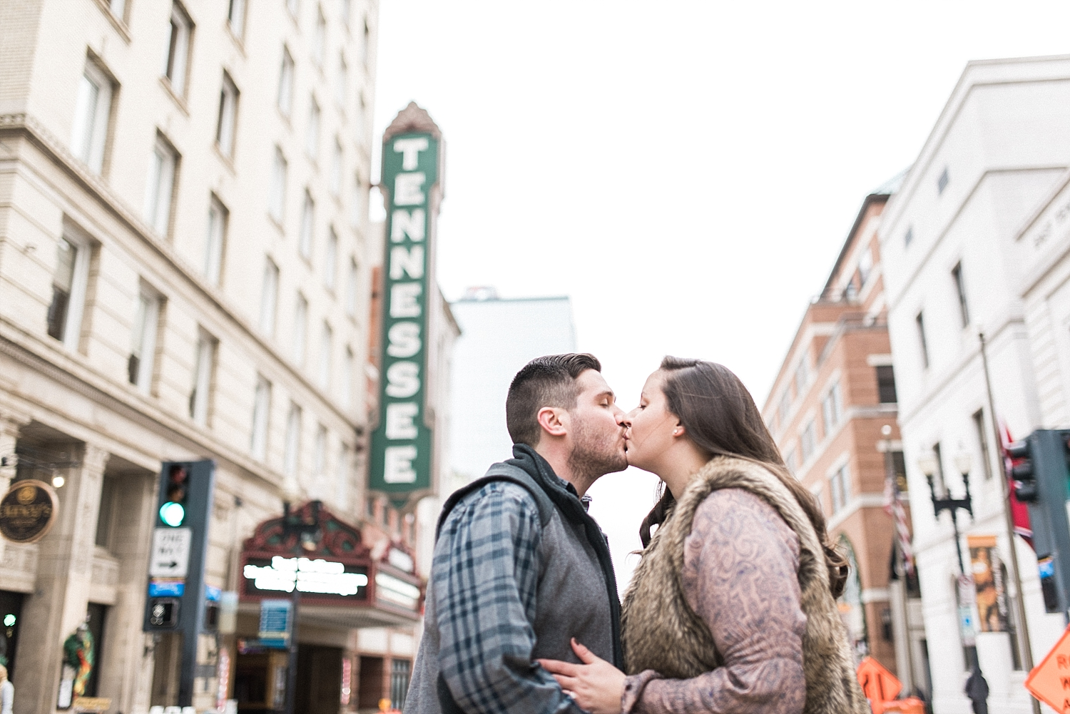 Top places to do engagements in downtown Knoxville | Juicebeats Photography | Knoxville Wedding Photographer