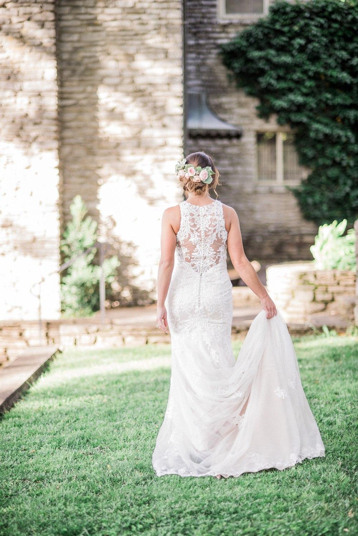 knoxville botanical gardens bridal