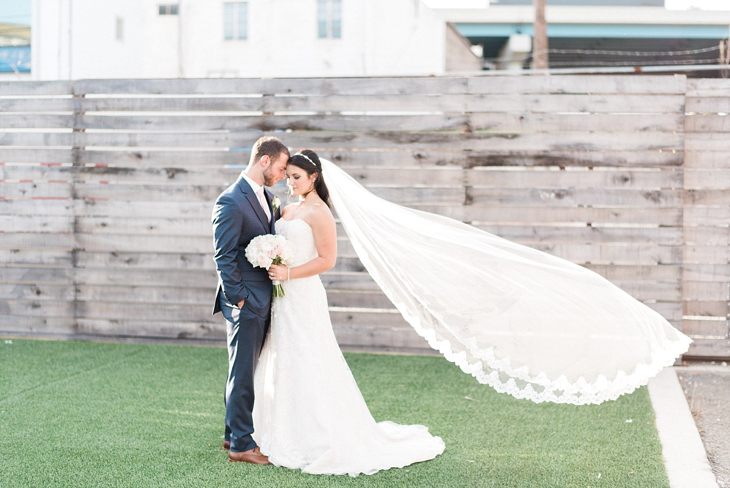 Mill and Mine Wedding Knoxville - Kristin & Ben