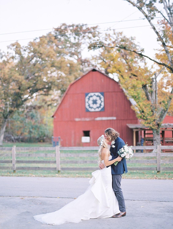 Sun Dance Farm Wedding in the sunset garden_Kelsie&Daniel