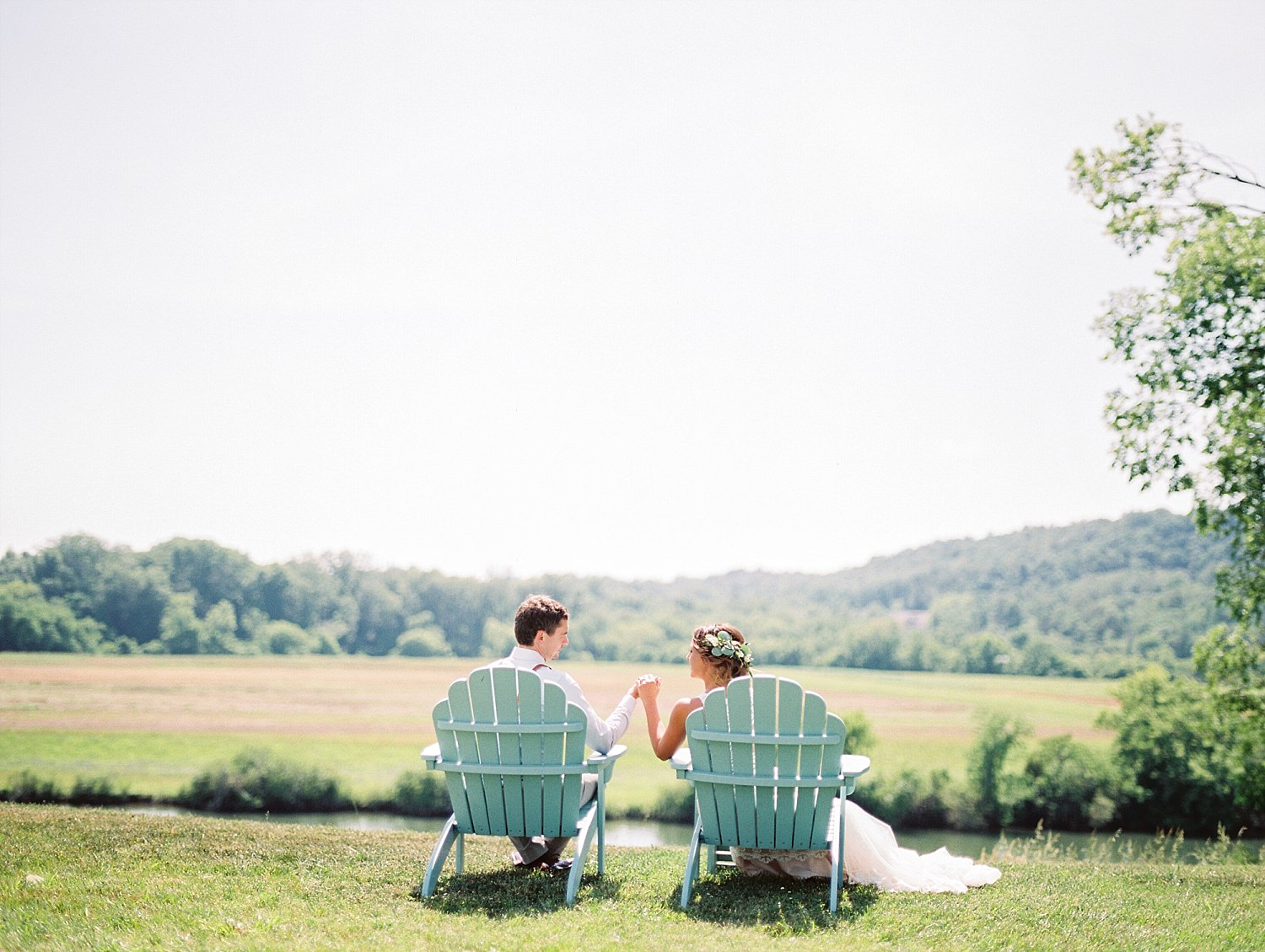 RIVERSHACK FARM :: ALISHA & EVAN  WEDDINGS
