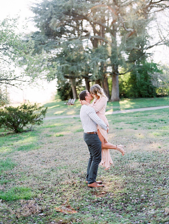 Knoxville Botanical :: Kendall & Nathan  ENGAGeMENTS