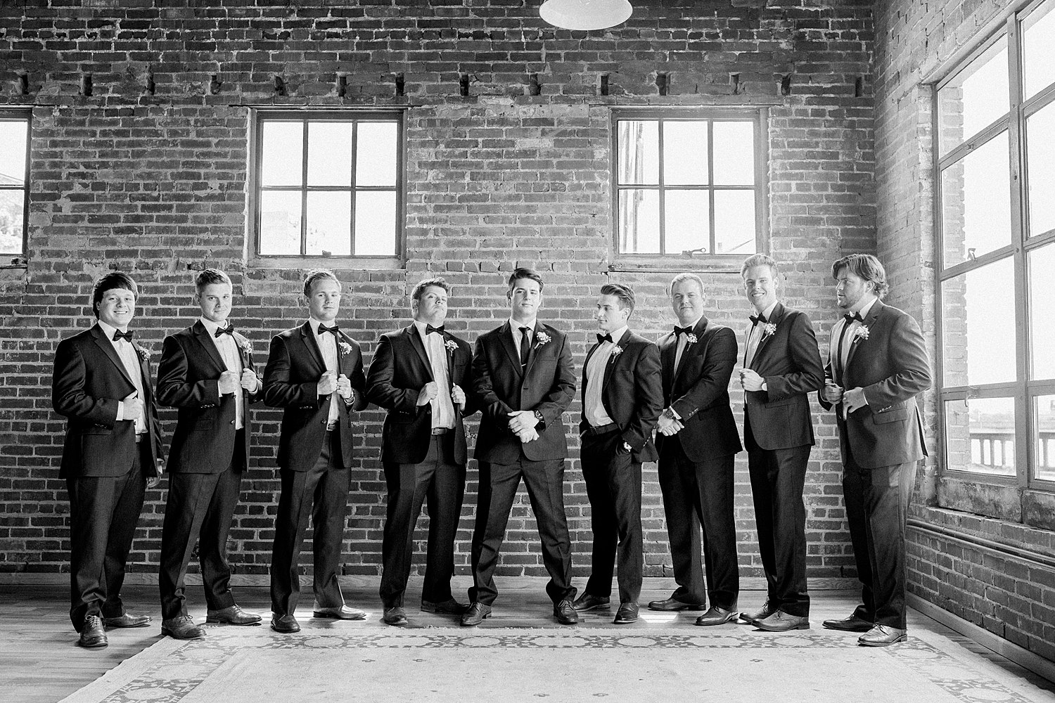 Spring Wedding at The Standard Knoxville - Emily + James