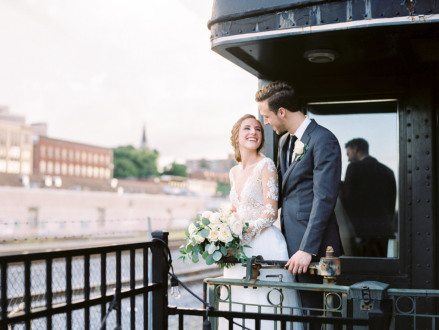 Historic Southern Railway :: Emily & Hayden   Weddings