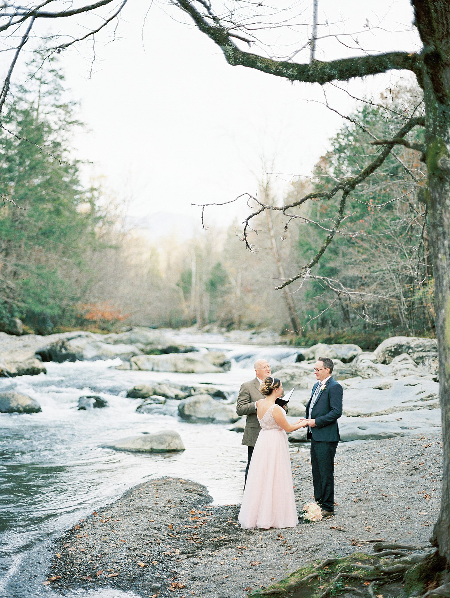 Gatlinburg Elopement - Jolee & Justin