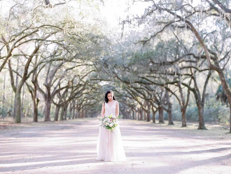 Savannah Bridal :: Wormsloe Historic Site   editorials