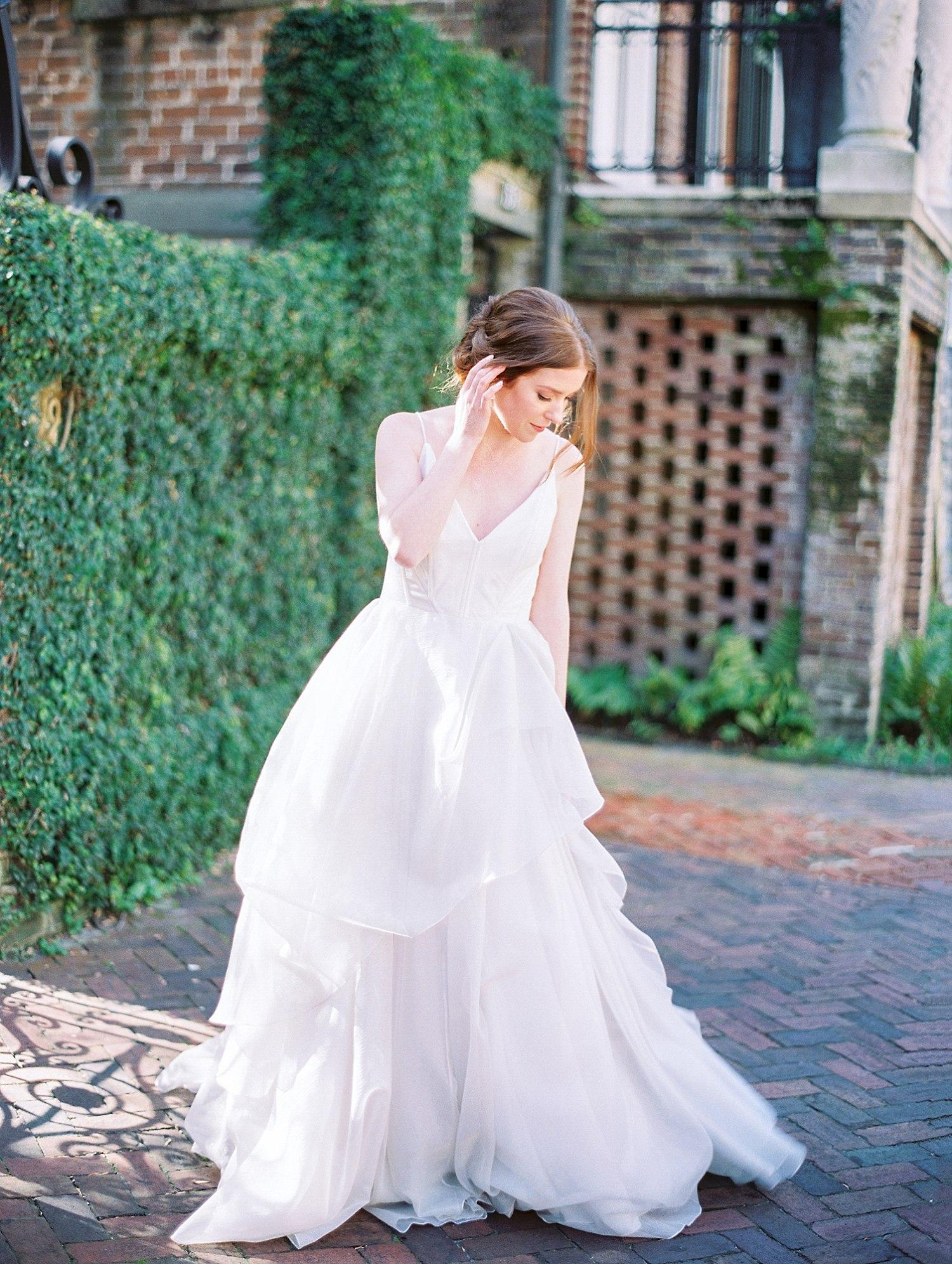 Forsyth Park Bridal :: Savannah, GA   Editorials